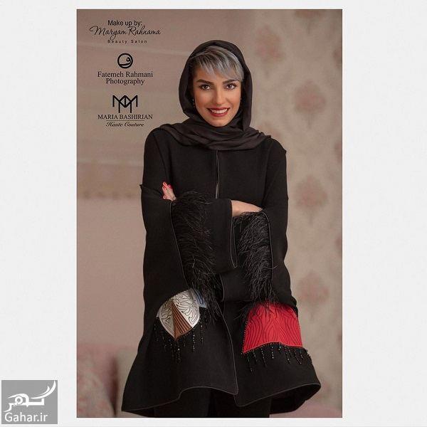 121717 Gahar ir استایل متفاوت و دیدنی الیکا عبدالرزاقی در جشن حافظ 98 / 7 عکس