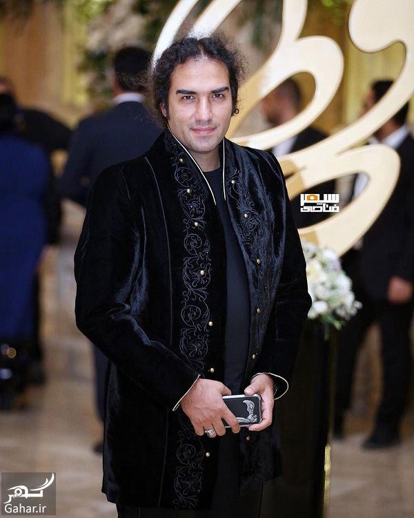 127003 Gahar ir عکسهای بازیگران در مراسم اهدا جوایز جشن حافظ 98 (سری دوم)