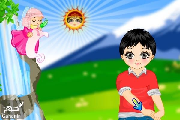 131333 Gahar ir آموزش اذان وضو نماز به کودکان