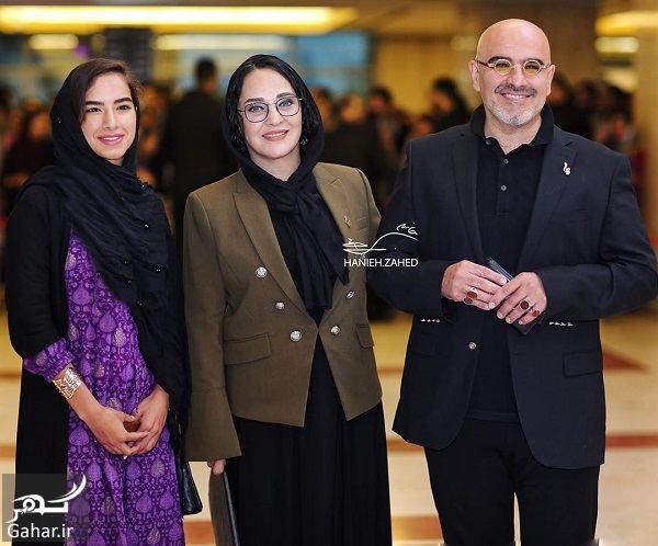 298182 Gahar ir اولین عکس از دختر رویا نونهالی در جشن حافظ 98