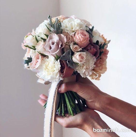333967 Gahar ir دسته گل عروس 2019 (40 عکس)
