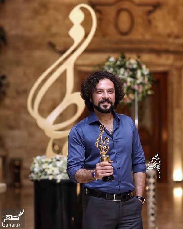 365301 Gahar ir عکسهای بازیگران در مراسم اهدای جوایز نوزدهمین جشن حافظ (سری اول)