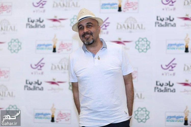 381032 Gahar ir عکسهای هنرمندان و بازیگران در جشن حافظ 98 (سری سوم)