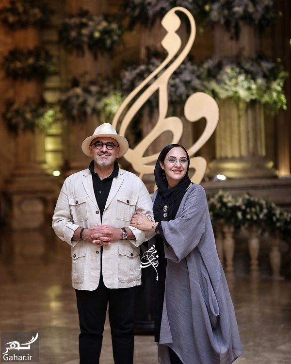 421601 Gahar ir عکسهای بازیگران در مراسم اهدای جوایز نوزدهمین جشن حافظ (سری اول)