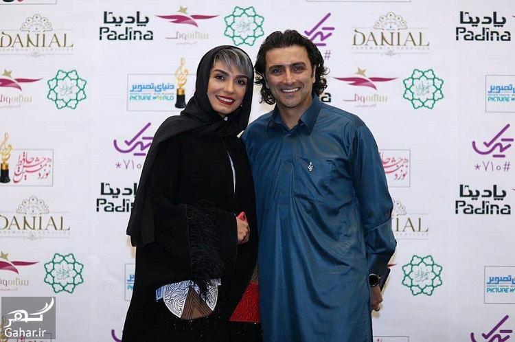 485328 Gahar ir عکسهای بازیگران در نوزدهمین جشن حافظ 98 (سری دوم)