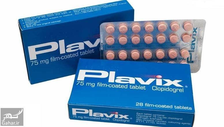 540867 Gahar ir قرص پلاویکس چیست + موارد مصرف و عوارض قرص پلاویکس