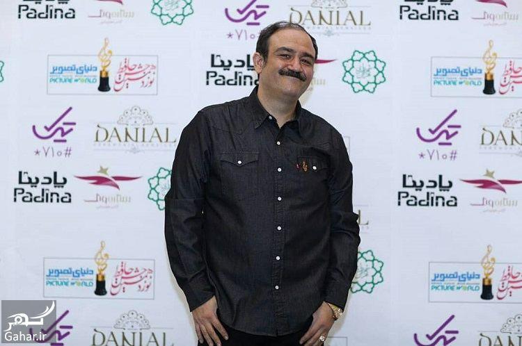 576075 Gahar ir عکسهای جذاب بازیگران در نوزدهمین جشن حافظ 98 (سری چهارم)