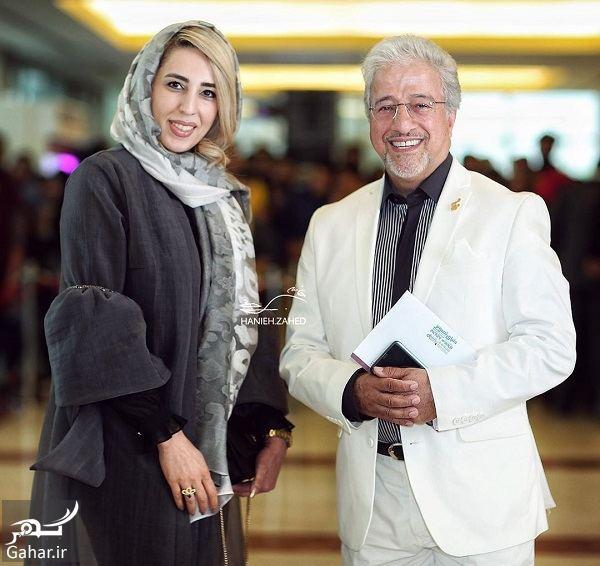 781853 Gahar ir عکسهای علیرضا خمسه و همسرش در جشن حافظ 98