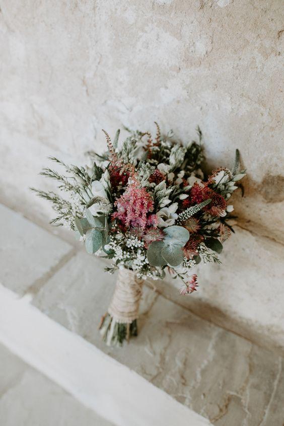 873112 Gahar ir دسته گل عروس 2019 (40 عکس)