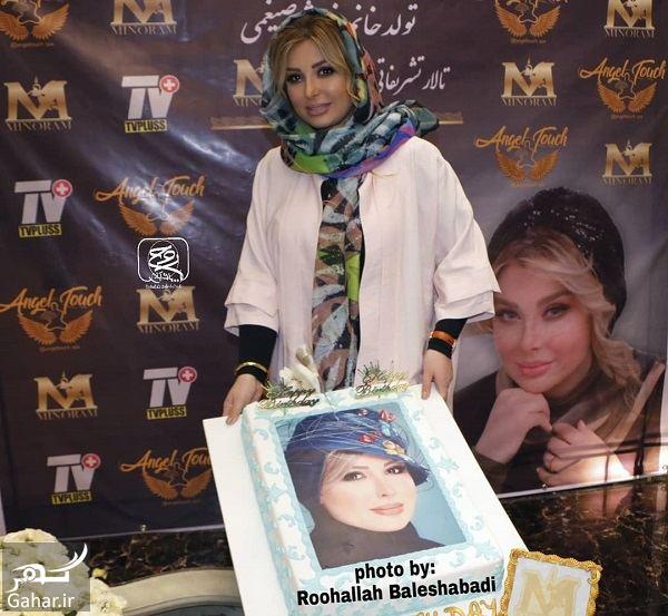 999687 Gahar ir عکسهای جشن تولد نیوشا ضیغمی با حضور بازیگران