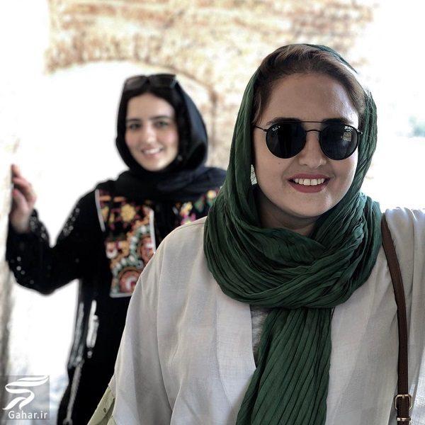 170584 Gahar ir عکسهای دیدنی نرگس محمدی و خواهرش در اصفهان