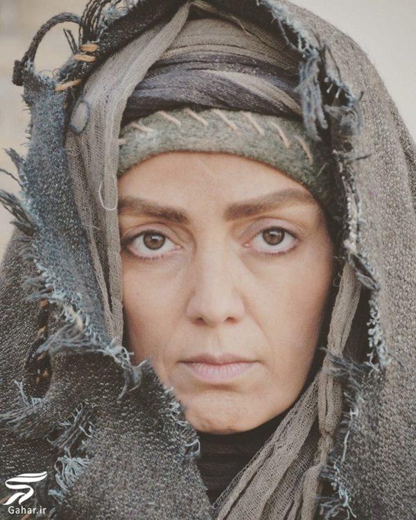 بیوگرافی پانته آ سیروس بازیگر نقش بی بی مریم در بانوی سردار, جدید 99 -گهر