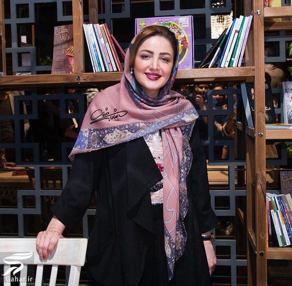 357348 Gahar ir عکسهای شیلا خداداد در مراسم رونمایی کتابش
