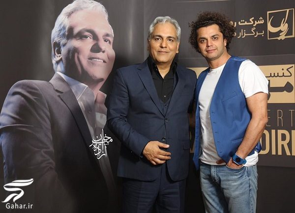 عکسهای بازیگران در کنسرت مهران مدیری, جدید 1400 -گهر