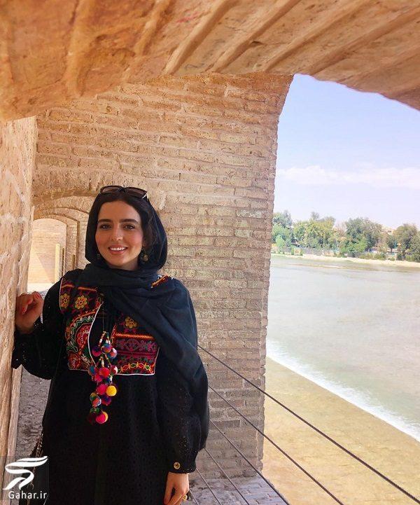 499559 Gahar ir عکسهای دیدنی نرگس محمدی و خواهرش در اصفهان