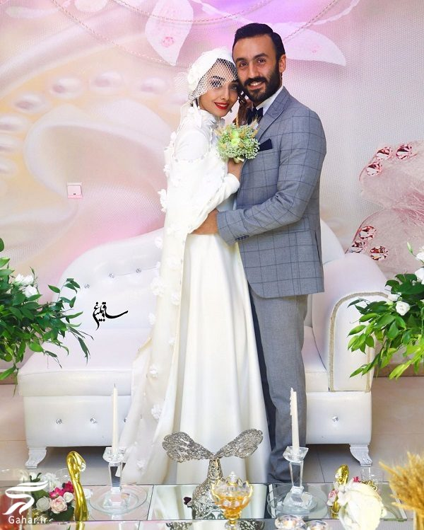 737000 Gahar ir عکسهای عروسی دریا مرادی دشت و پویان گنجی (پسر فاطمه گودرزی)