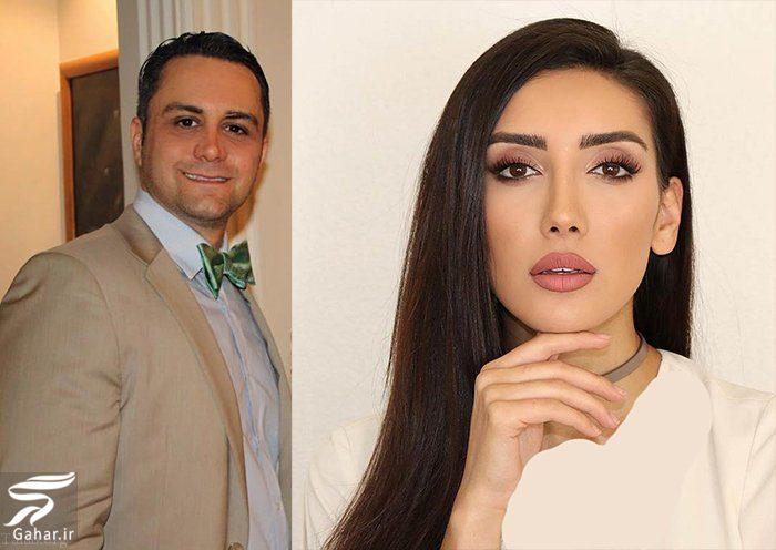 855336 Gahar ir بیوگرافی صدف بیوتی + عکسهای صدف بیوتی و همسرش