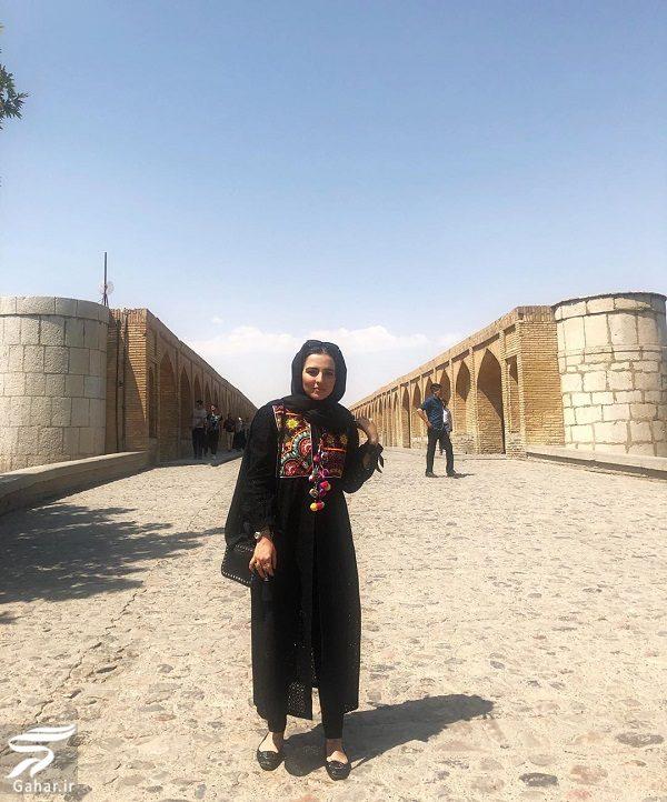 913447 Gahar ir عکسهای دیدنی نرگس محمدی و خواهرش در اصفهان