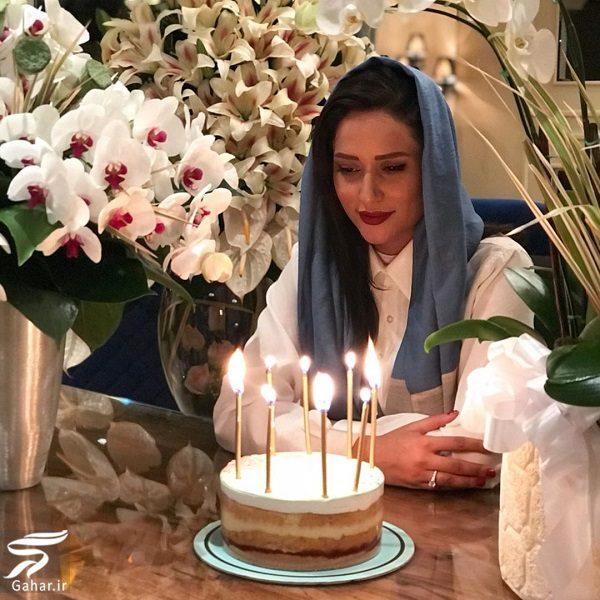 127083 Gahar ir عکسهای جشن تولد 34 سالگی پریناز ایزدیار