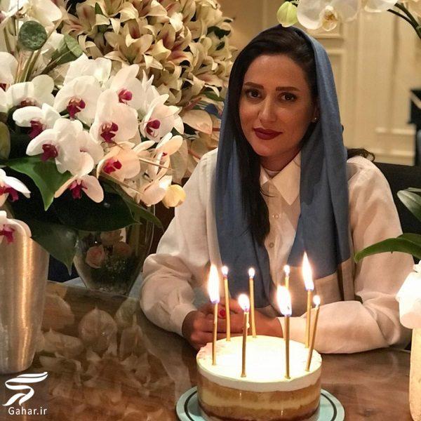 191549 Gahar ir عکسهای جشن تولد 34 سالگی پریناز ایزدیار