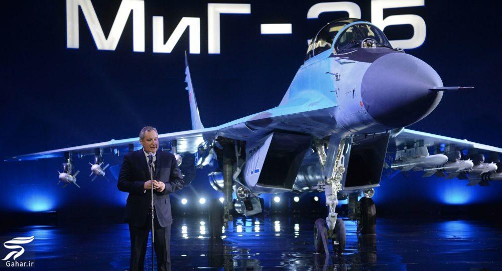 204255 Gahar ir مشخصات میگ 35 جنگنده چند منظوره
