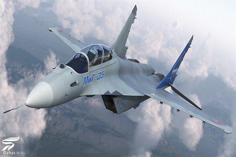 893347 Gahar ir مشخصات میگ 35 جنگنده چند منظوره