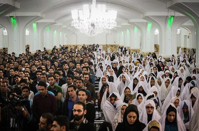 1455199705 عکس های جشن ازدواج دانشجویی در مشهد   زمستان 94