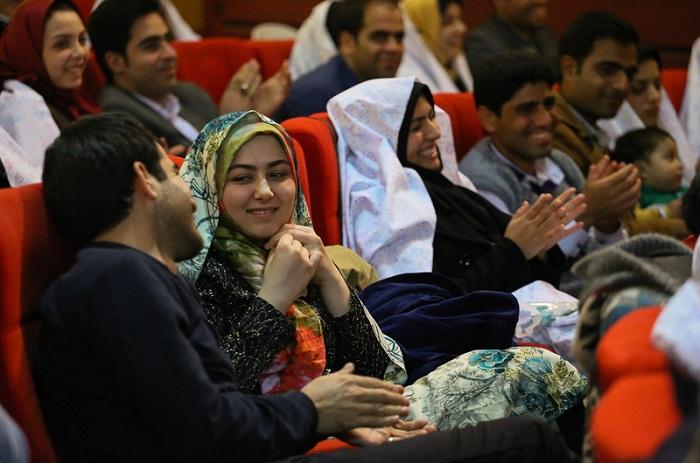 1455211202 عکس های جشن ازدواج دانشجویی در مشهد   زمستان 94