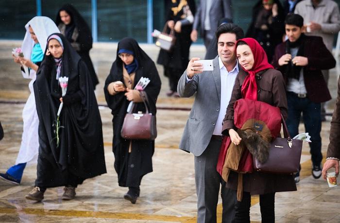 1455234222 عکس های جشن ازدواج دانشجویی در مشهد   زمستان 94