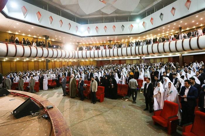 1455255535 عکس های جشن ازدواج دانشجویی در مشهد   زمستان 94