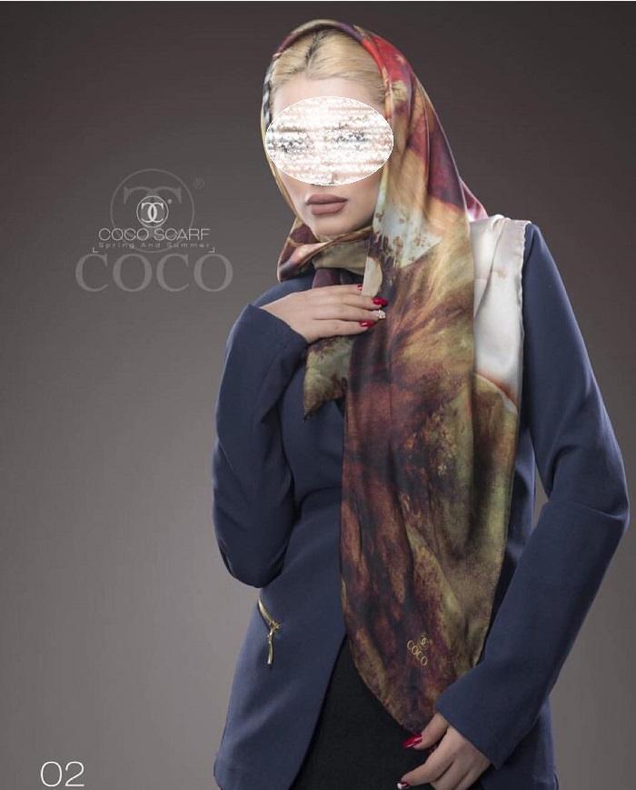 1455473121 مدلهای جدید روسری شیک زنانه و دخترانه 95