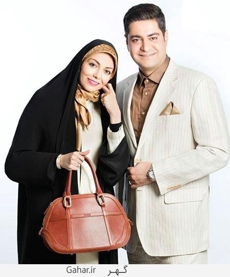 1456389622 مصاحبه خواندنی با آزاده نامداری و همسرش
