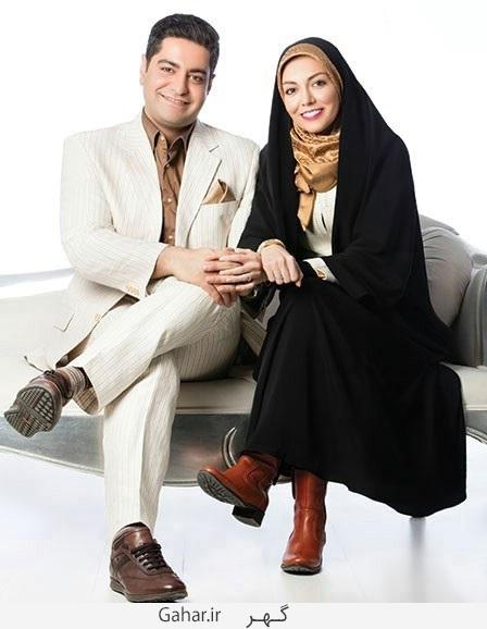 1456395771 مصاحبه خواندنی با آزاده نامداری و همسرش