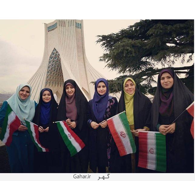 1456441359 عکس های فضه سادات حسینی مجری و گوینده خبر