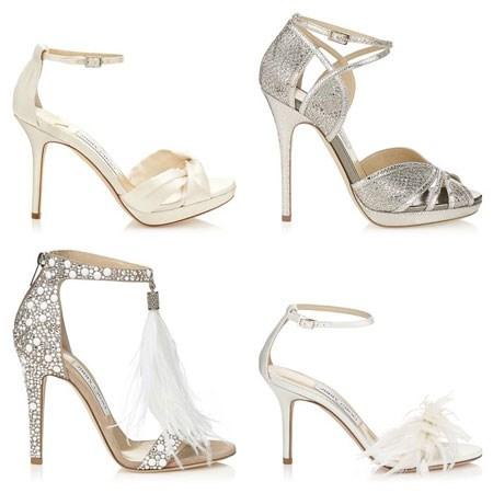 1456480786 جدیدترین مدل کفش عروس 2016 برند Jimmy Choo