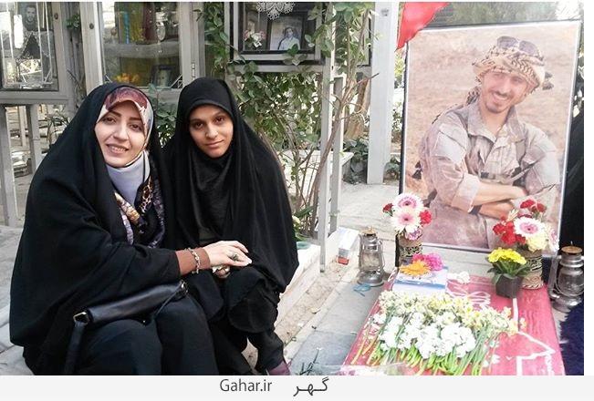 1456487438 عکس های فضه سادات حسینی مجری و گوینده خبر