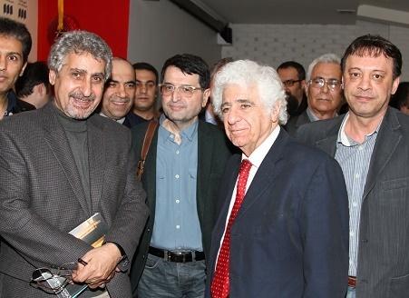 1457329998 مراسم رونمایی از کتاب فیلمنامه کوروش کبیر با حضور بازیگران مشهور ایران