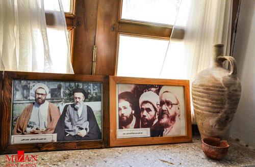 1462152181 عکسهای خانه شهید مطهری