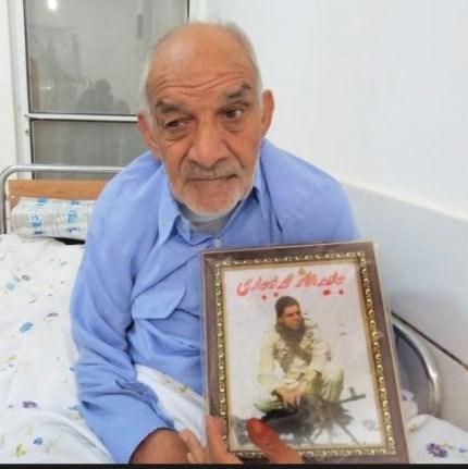 1462162620 احراز هویت شهید مفقودالاثر در زمین کشاورزی یک عراقی ؛ عکس