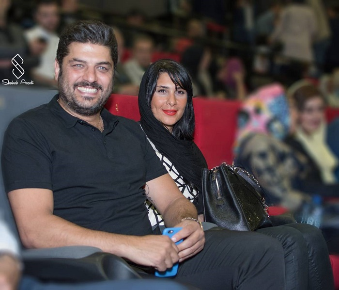 1462706441 عکسهای جدید سام درخشانی و همسرش