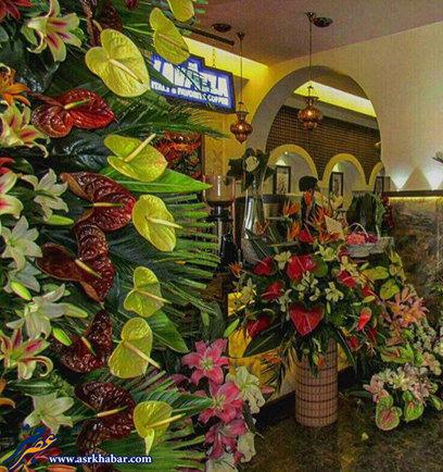1463308785 عکسهای افتتاحیه رستوران محمدرضا گلزار