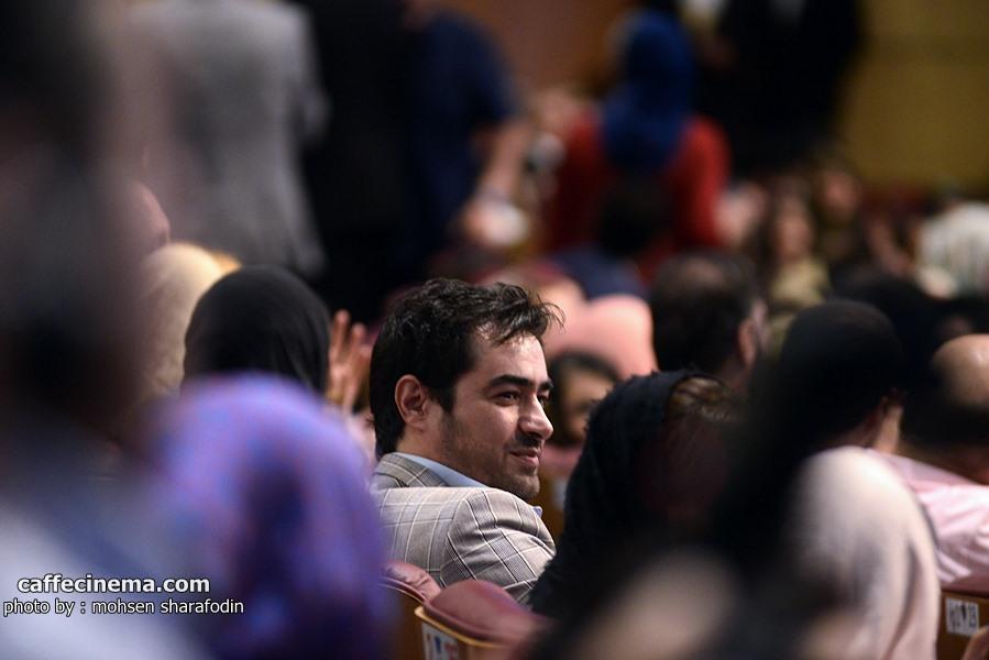 1463441357 عکسهای جشن سریال شهرزاد در برج میلاد