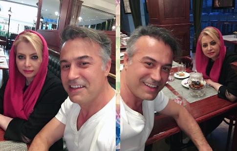 1463495067 عکس های دانیال حکیمی و همسرش