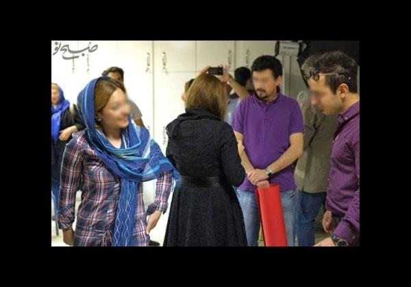 1463623757 عکس ؛ کشف حجاب در آموزشگاه های آزاد تهران