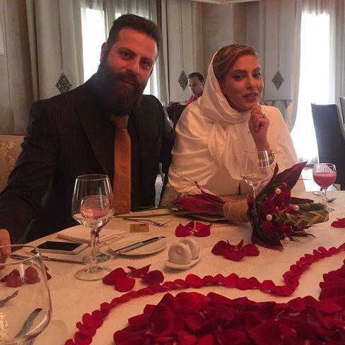 1463690558 شیما محمدی بازیگر زن ایرانی ازدواج کرد ؛ عکس