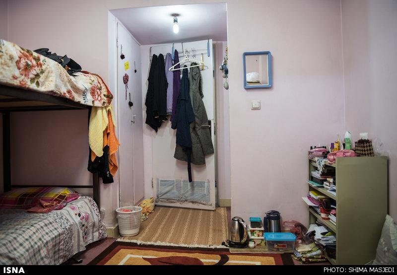 1463973640 گزارش تصویری خوابگاه دختران و پزشکان آینده