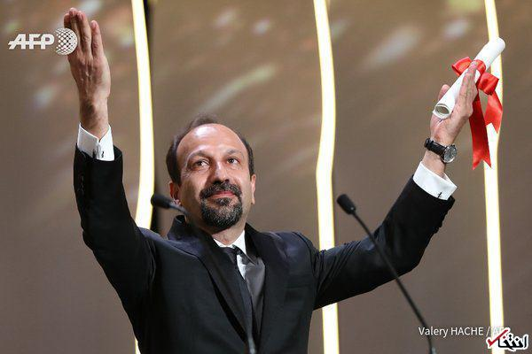 1464005121 فیلم ؛ شهاب حسینی و اصغر فرهادی بهترین بازیگر و فیلمنامه نویس جشنواره کن شدند