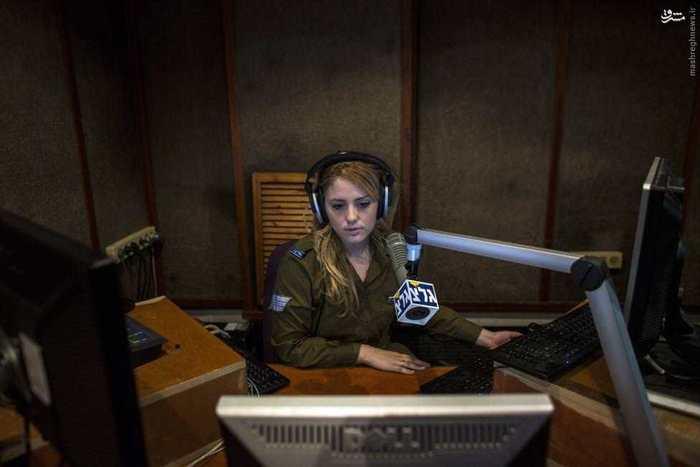 1464217121 عکس های زنان ارتش اسرائیل