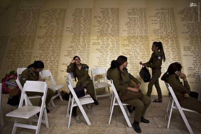 1464236952 عکس های زنان ارتش اسرائیل