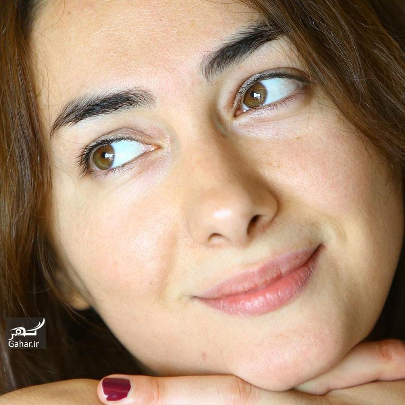 1464247446 هانیه توسلی : این منم بدون آرایش ؛ عکس
